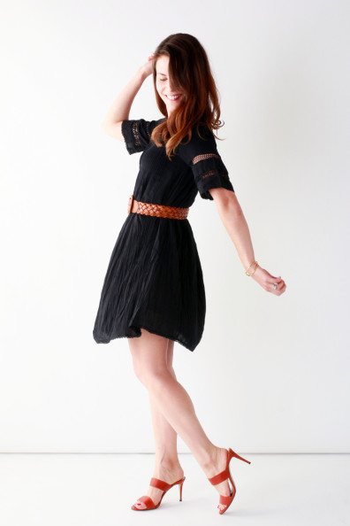 Summer LBD - Aritzia Sonore Dress   Perpetually Chic