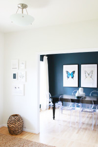Entryway Makeover with Minted | Perpetually Chic