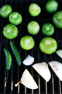 Tomatillo Salsa | Perpetually Chic
